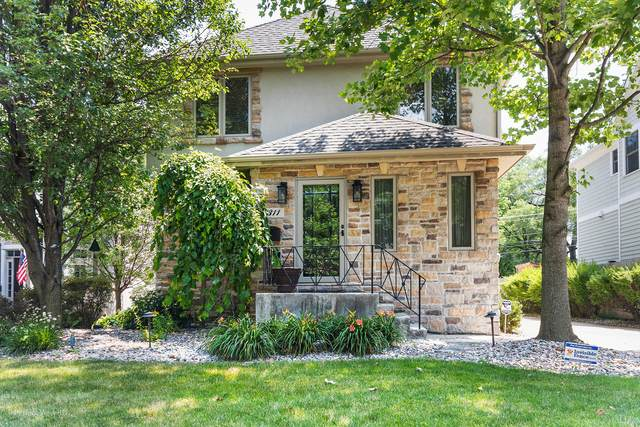 311 Justina Street, Hinsdale, IL 60521 (MLS #10815747) :: The Wexler Group at Keller Williams Preferred Realty