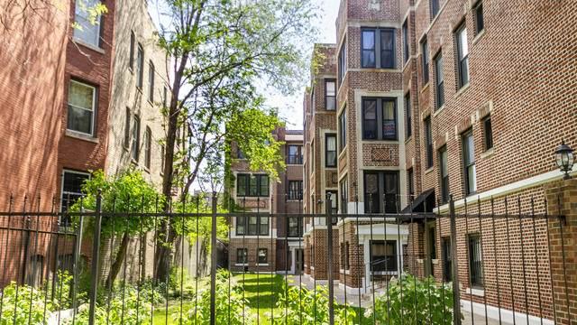 4553 S Michigan Avenue 2E, Chicago, IL 60653 (MLS #10815777) :: Angela Walker Homes Real Estate Group