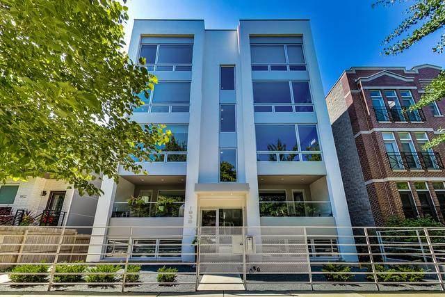 1938 N Francisco Avenue 2N, Chicago, IL 60647 (MLS #10815816) :: Angela Walker Homes Real Estate Group