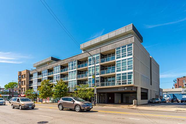 1610 W Fullerton Avenue #206, Chicago, IL 60614 (MLS #10815874) :: The Wexler Group at Keller Williams Preferred Realty