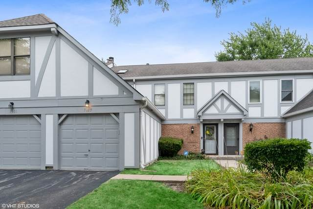 7405 Canterbury Place #7405, Downers Grove, IL 60516 (MLS #10815894) :: The Wexler Group at Keller Williams Preferred Realty