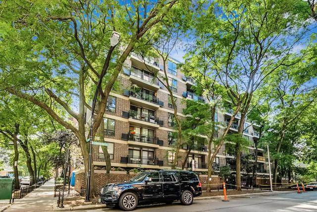 2600 N Hampden Court 5G, Chicago, IL 60614 (MLS #10815919) :: The Wexler Group at Keller Williams Preferred Realty