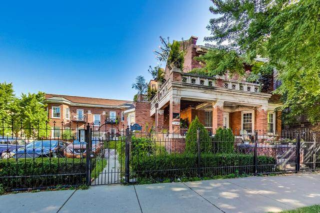2950 W Palmer Square 2C, Chicago, IL 60647 (MLS #10815926) :: Angela Walker Homes Real Estate Group