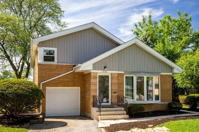 1022 Braemar Road, Flossmoor, IL 60422 (MLS #10815938) :: The Wexler Group at Keller Williams Preferred Realty