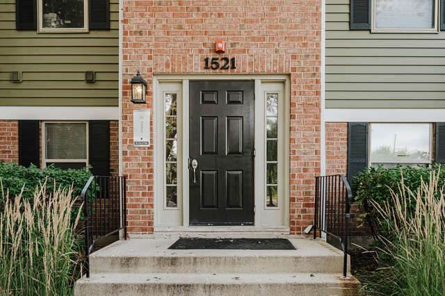 1521 Raymond Drive #202, Naperville, IL 60563 (MLS #10815952) :: Angela Walker Homes Real Estate Group