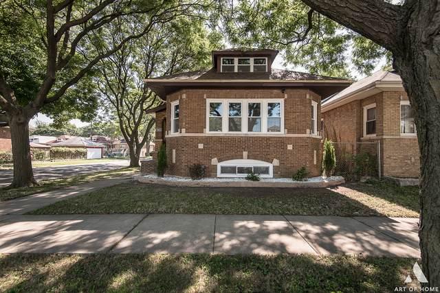 9401 S Throop Street, Chicago, IL 60620 (MLS #10815959) :: Angela Walker Homes Real Estate Group