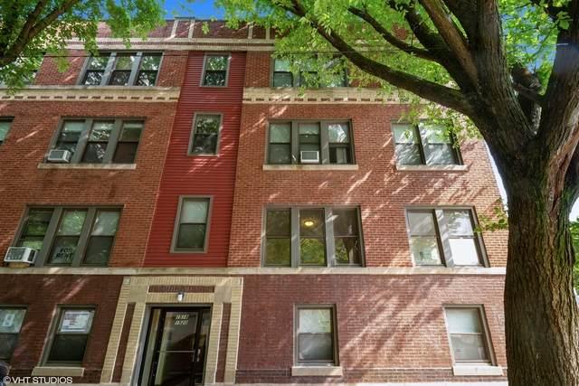 1518 W Belle Plaine Avenue #1, Chicago, IL 60613 (MLS #10815961) :: Lewke Partners