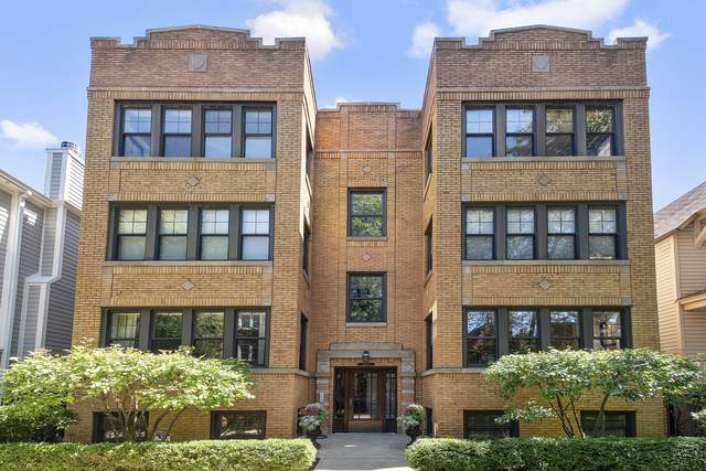 3933 N Marshfield Avenue 1S, Chicago, IL 60613 (MLS #10816011) :: Lewke Partners