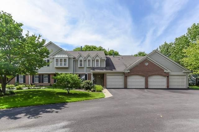 1602 Brittany Court C-1, Wheeling, IL 60090 (MLS #10816016) :: Helen Oliveri Real Estate