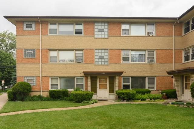 6460 W Higgins Avenue 3C, Chicago, IL 60656 (MLS #10816032) :: Angela Walker Homes Real Estate Group