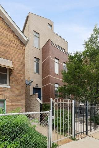2014 W Augusta Boulevard #3, Chicago, IL 60622 (MLS #10816034) :: Angela Walker Homes Real Estate Group