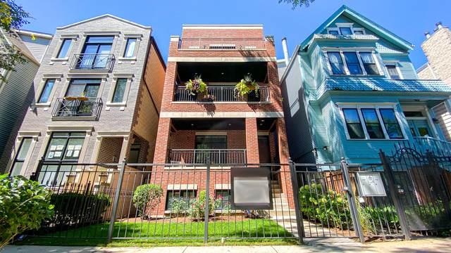 3220 N Kenmore Avenue #3, Chicago, IL 60657 (MLS #10816048) :: Lewke Partners