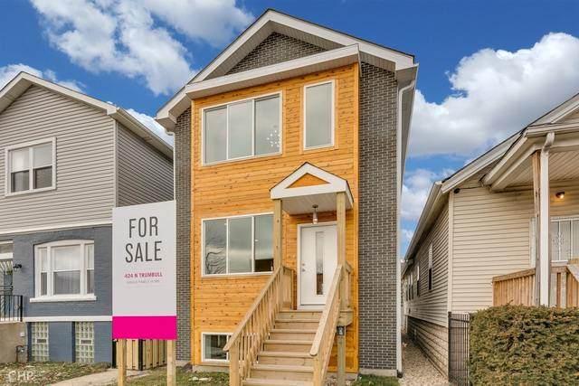 2328 N Tripp Avenue, Chicago, IL 60639 (MLS #10816056) :: Angela Walker Homes Real Estate Group