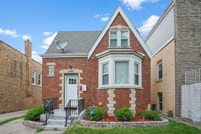 6441 28th Street, Berwyn, IL 60402 (MLS #10816077) :: Century 21 Affiliated