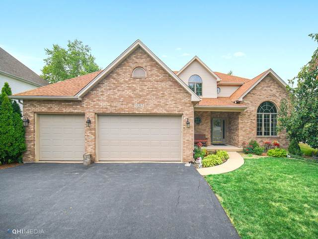 13312 Grill Drive, Plainfield, IL 60585 (MLS #10816103) :: The Wexler Group at Keller Williams Preferred Realty