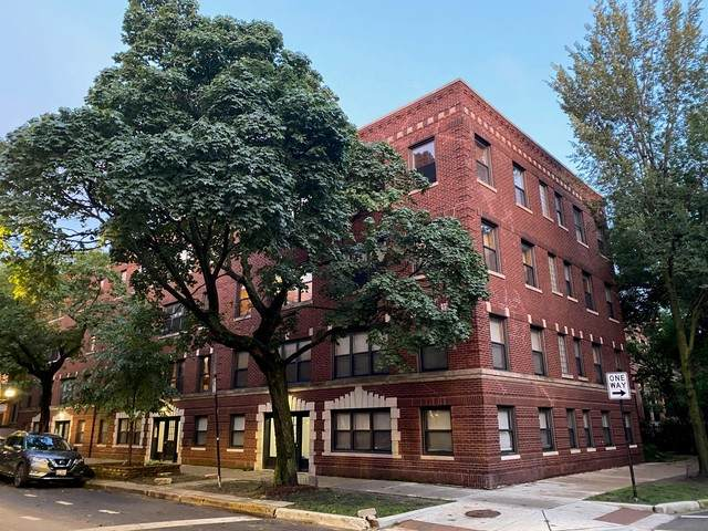 1253 W Roscoe Street #2, Chicago, IL 60657 (MLS #10816115) :: Lewke Partners