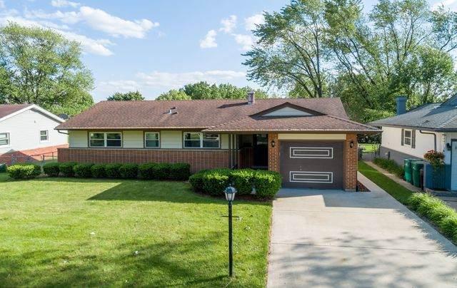 529 Germaine Lane, Elk Grove Village, IL 60007 (MLS #10816140) :: Century 21 Affiliated