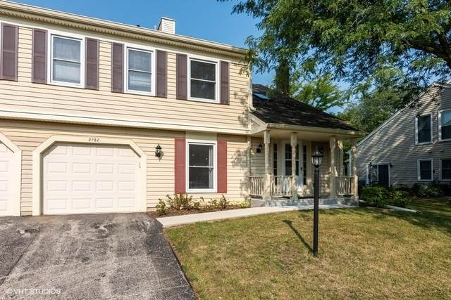2760 College Hill Circle #283, Schaumburg, IL 60173 (MLS #10816146) :: Property Consultants Realty