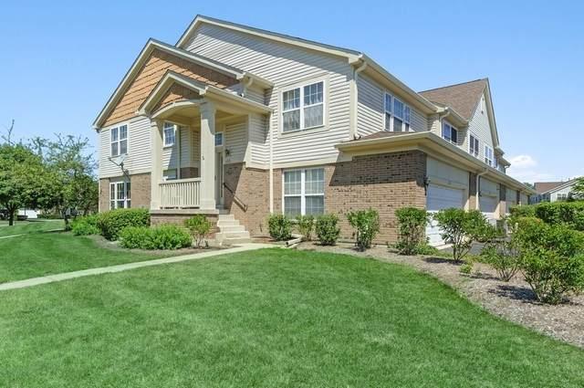 1221 Georgetown Way #1221, Vernon Hills, IL 60061 (MLS #10816156) :: Helen Oliveri Real Estate