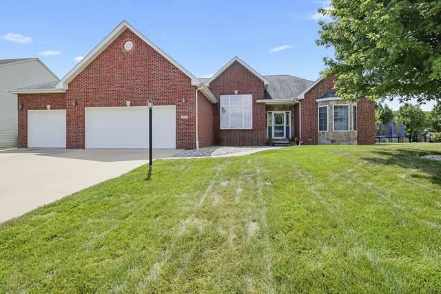 203 Walden Pond Boulevard, MONTICELLO, IL 61856 (MLS #10816163) :: Ryan Dallas Real Estate