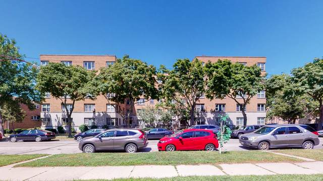 2610 W Balmoral Avenue #506, Chicago, IL 60625 (MLS #10816187) :: The Wexler Group at Keller Williams Preferred Realty