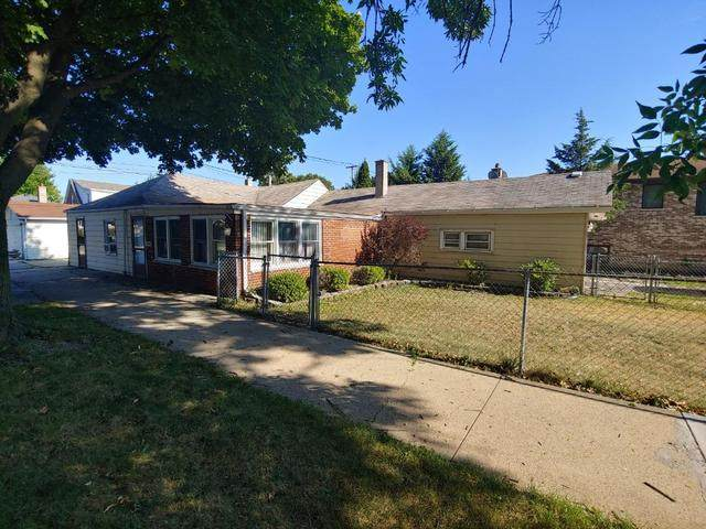 5601 S Newcastle Avenue, Chicago, IL 60638 (MLS #10816205) :: Angela Walker Homes Real Estate Group
