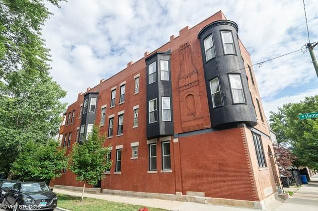 1934 N Rockwell Street 2R, Chicago, IL 60647 (MLS #10816269) :: Angela Walker Homes Real Estate Group