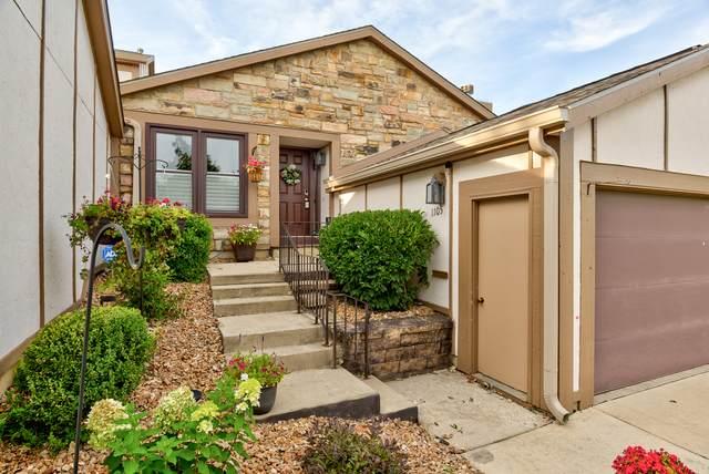 1105 Wheaton Oaks Drive, Wheaton, IL 60187 (MLS #10816302) :: The Wexler Group at Keller Williams Preferred Realty