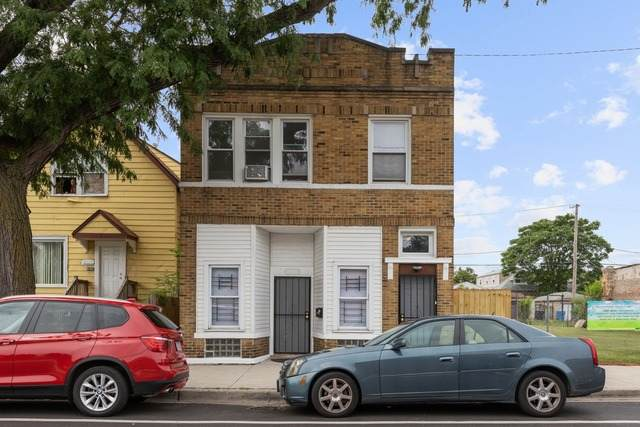 8546 S Racine Avenue, Chicago, IL 60620 (MLS #10816314) :: John Lyons Real Estate