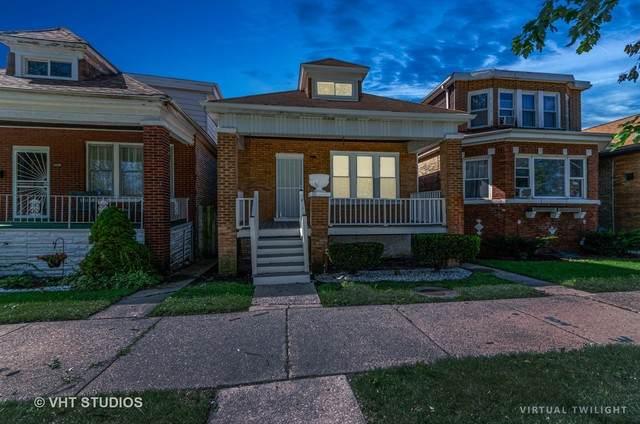 451 E 91st Street E, Chicago, IL 60619 (MLS #10816325) :: John Lyons Real Estate