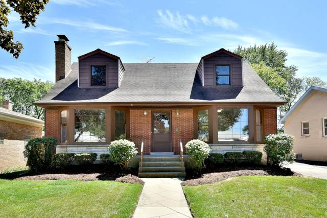 7005 W Wright Terrace, Niles, IL 60714 (MLS #10816335) :: Helen Oliveri Real Estate