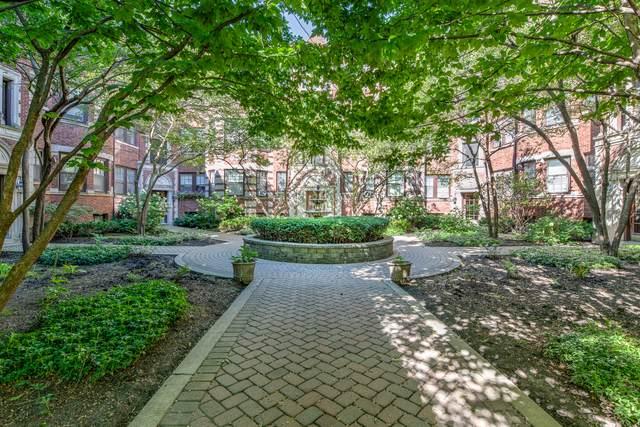 838 Hinman Avenue #3, Evanston, IL 60202 (MLS #10816361) :: John Lyons Real Estate