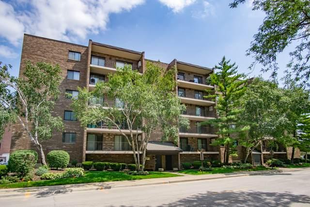 555 Graceland Avenue #407, Des Plaines, IL 60016 (MLS #10816362) :: John Lyons Real Estate