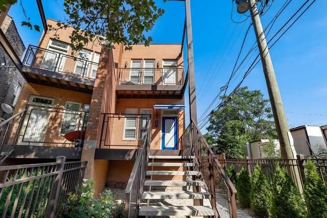 823 N Richmond Street, Chicago, IL 60622 (MLS #10816363) :: Angela Walker Homes Real Estate Group