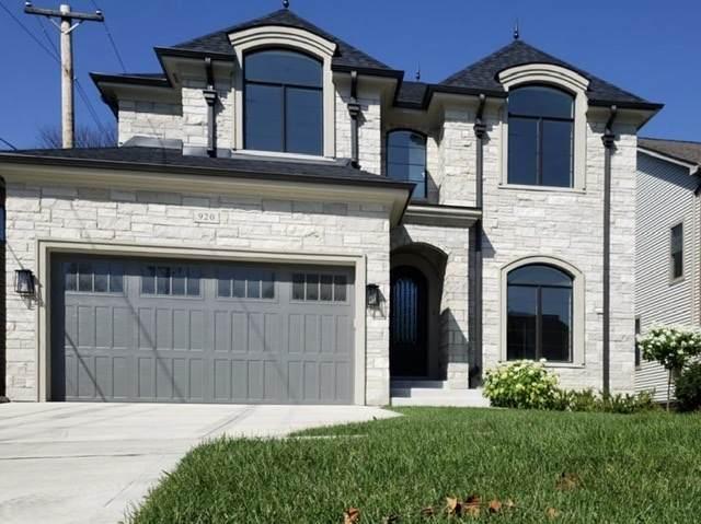 920 S Chatham Avenue, Elmhurst, IL 60126 (MLS #10816366) :: John Lyons Real Estate