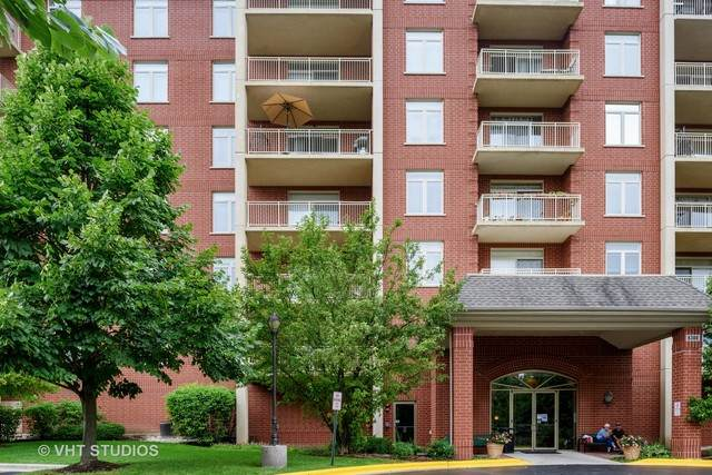 8300 Callie Avenue #210, Morton Grove, IL 60053 (MLS #10816382) :: Property Consultants Realty