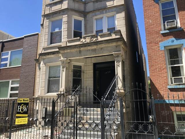 1450 N Campbell Avenue 1B, Chicago, IL 60622 (MLS #10816387) :: Angela Walker Homes Real Estate Group