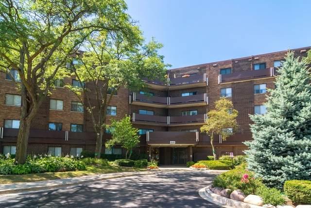 840 Wellington Avenue #211, Elk Grove Village, IL 60007 (MLS #10816400) :: Century 21 Affiliated