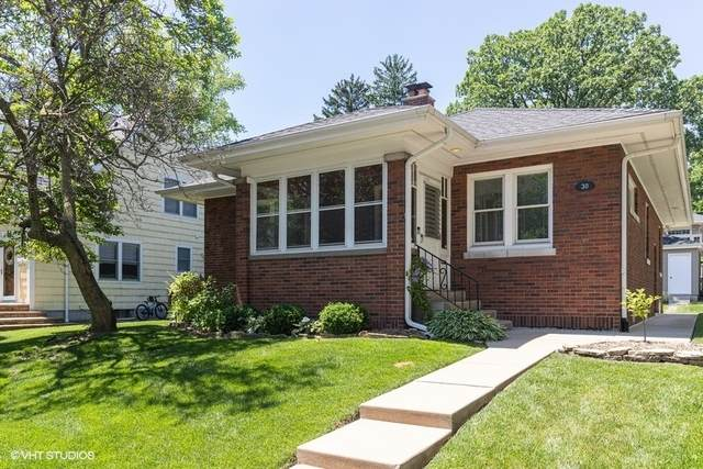 30 S Thurlow Street, Hinsdale, IL 60521 (MLS #10816416) :: The Wexler Group at Keller Williams Preferred Realty