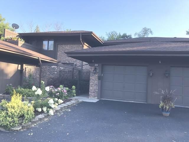 28 Cedar Creek Court, Palos Heights, IL 60463 (MLS #10816419) :: The Wexler Group at Keller Williams Preferred Realty