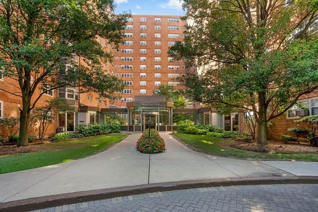 4950 N Marine Drive #1507, Chicago, IL 60640 (MLS #10816442) :: John Lyons Real Estate