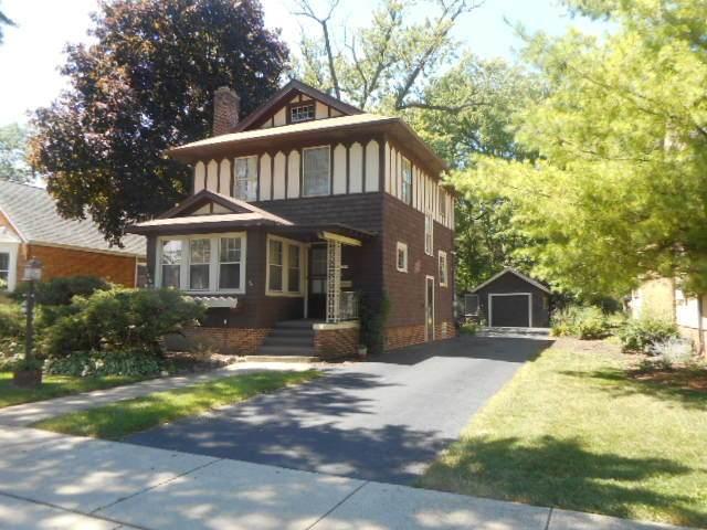 1156 Jeannette Street, Des Plaines, IL 60016 (MLS #10816443) :: John Lyons Real Estate