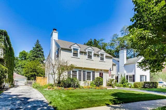 2144 Thornwood Avenue, Wilmette, IL 60091 (MLS #10816451) :: Helen Oliveri Real Estate