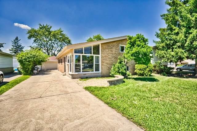 8146 N Cumberland Avenue, Niles, IL 60714 (MLS #10816456) :: Helen Oliveri Real Estate