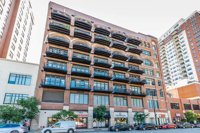 1503 S State Street #709, Chicago, IL 60605 (MLS #10816604) :: John Lyons Real Estate