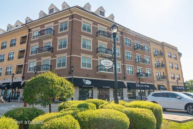 24 W Station Street #308, Palatine, IL 60067 (MLS #10816618) :: John Lyons Real Estate