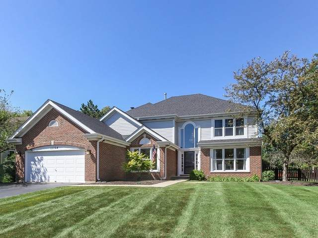 1304 Saddlebrook Road, Bartlett, IL 60103 (MLS #10816665) :: John Lyons Real Estate