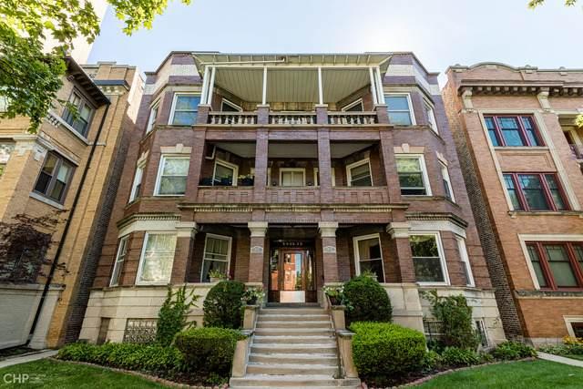 5433 S Cornell Avenue 3N, Chicago, IL 60615 (MLS #10816683) :: John Lyons Real Estate