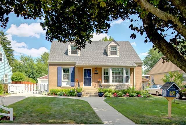 417 N Russel Street, Mount Prospect, IL 60056 (MLS #10816690) :: Helen Oliveri Real Estate