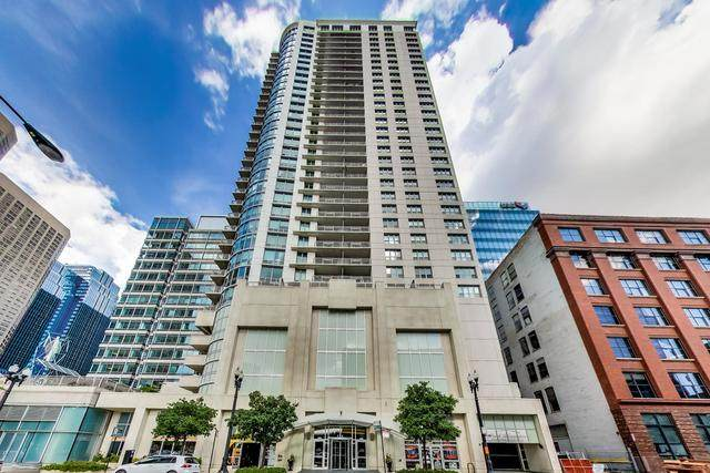 125 S Jefferson Street #2110, Chicago, IL 60661 (MLS #10816737) :: John Lyons Real Estate